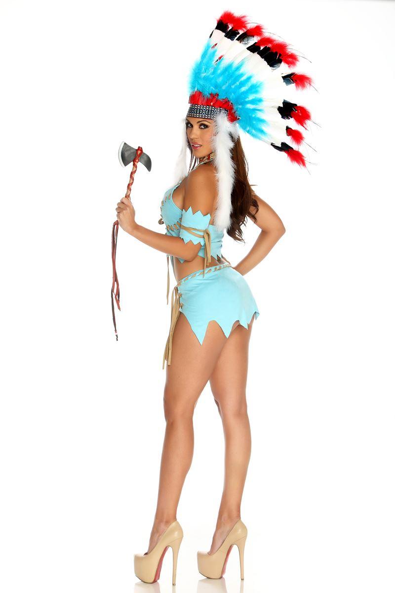 Adult Tomahawk Native American Women Costume 54 99 The Costume Land