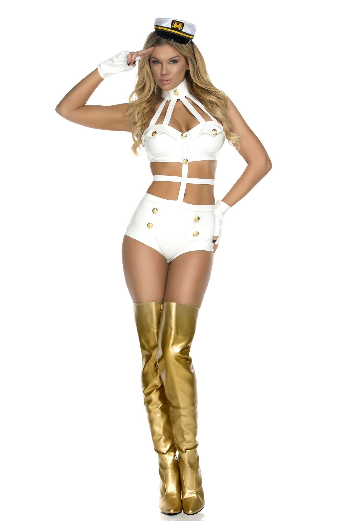Sexy sailor halloween costume