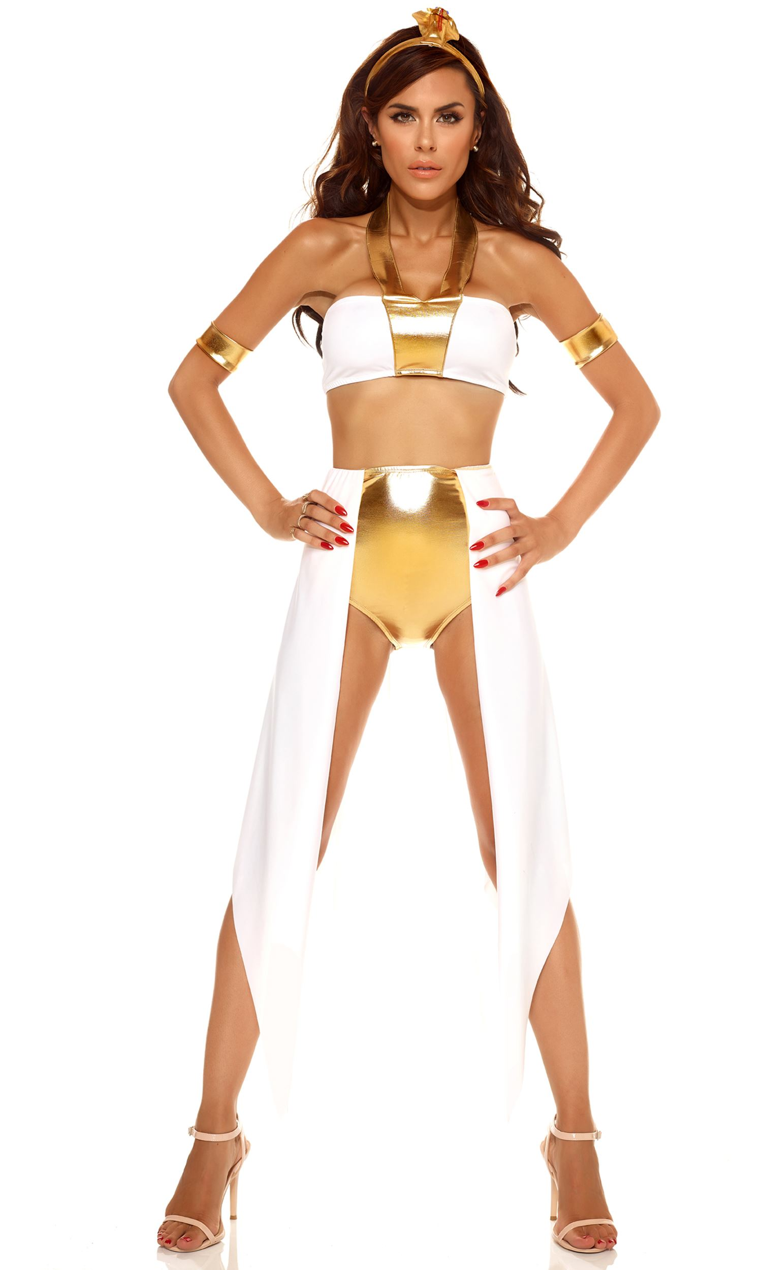 Adult Heaven Sent Goddess Woman Costume