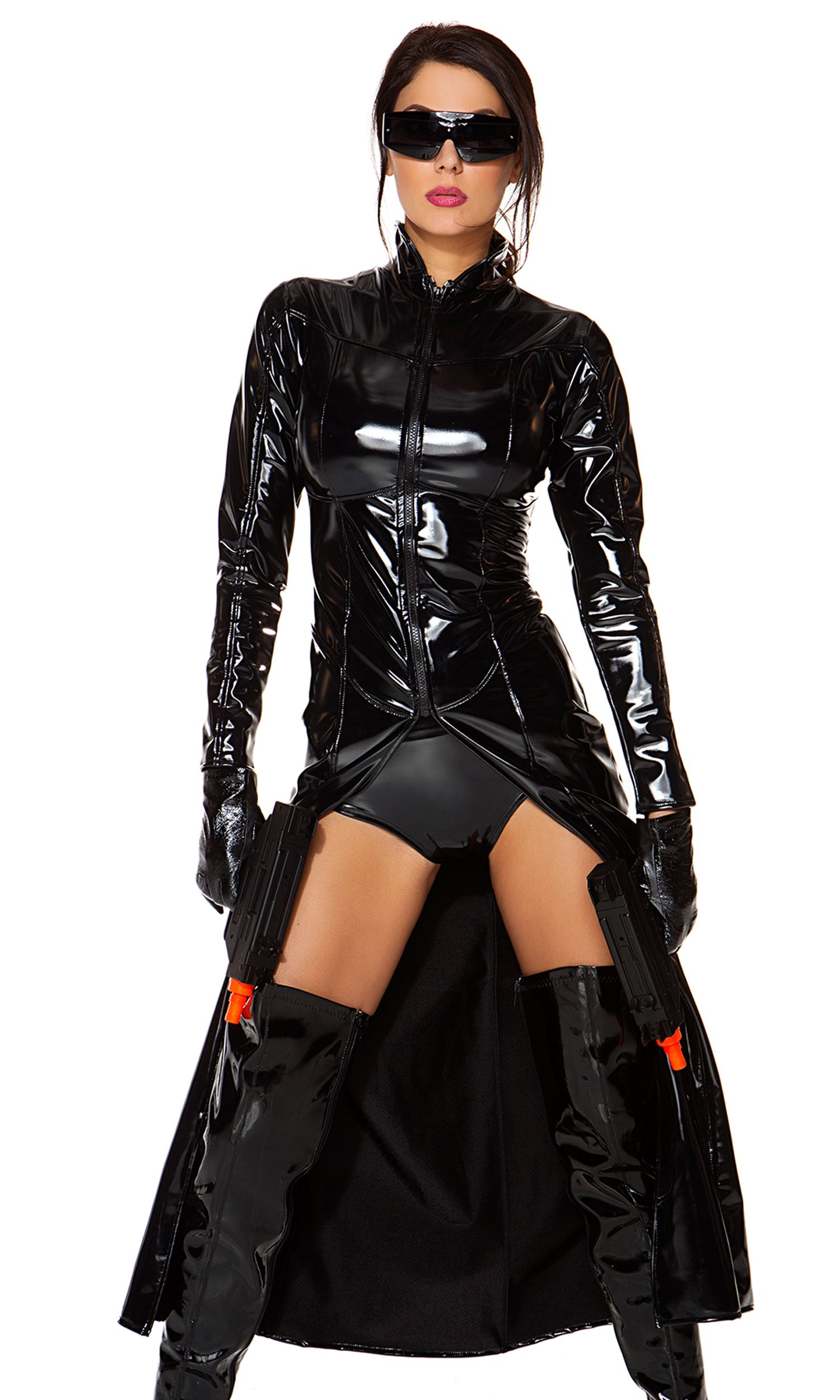 Adult Reloaded Movie Character Costume ...  sc 1 st  The Costume Land & Adult Reloaded Movie Character Costume | $91.99 | The Costume Land