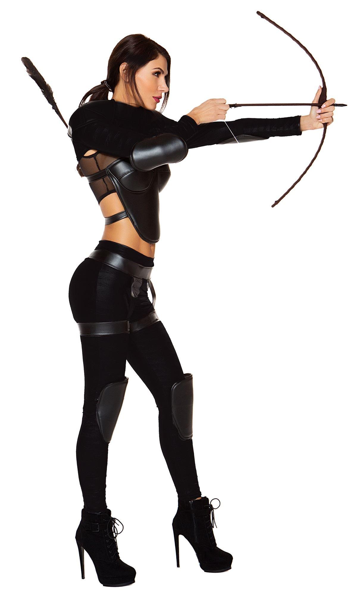 Huntress Halloween Costume