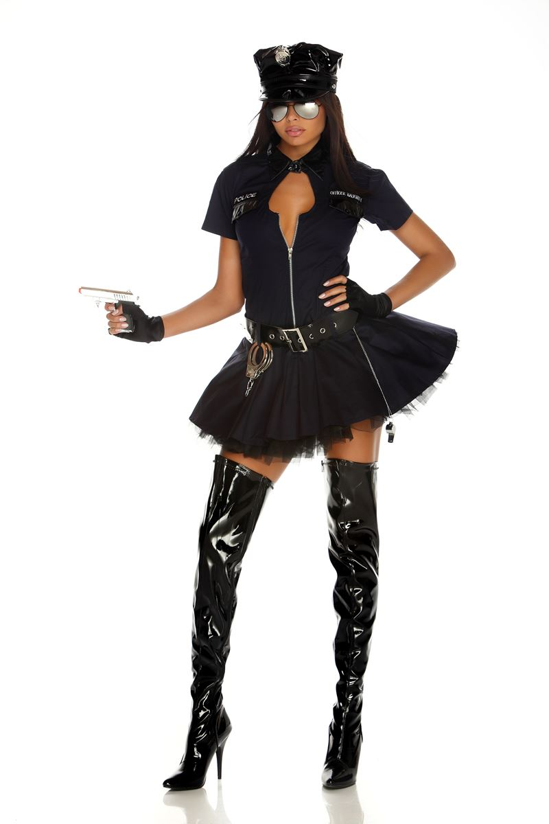 Police playmate Women Halloween Costume | $64.99 | The ...