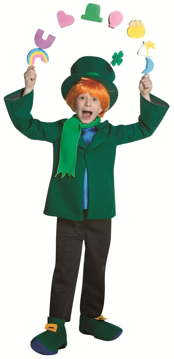 Lucky Charm Kids Costume