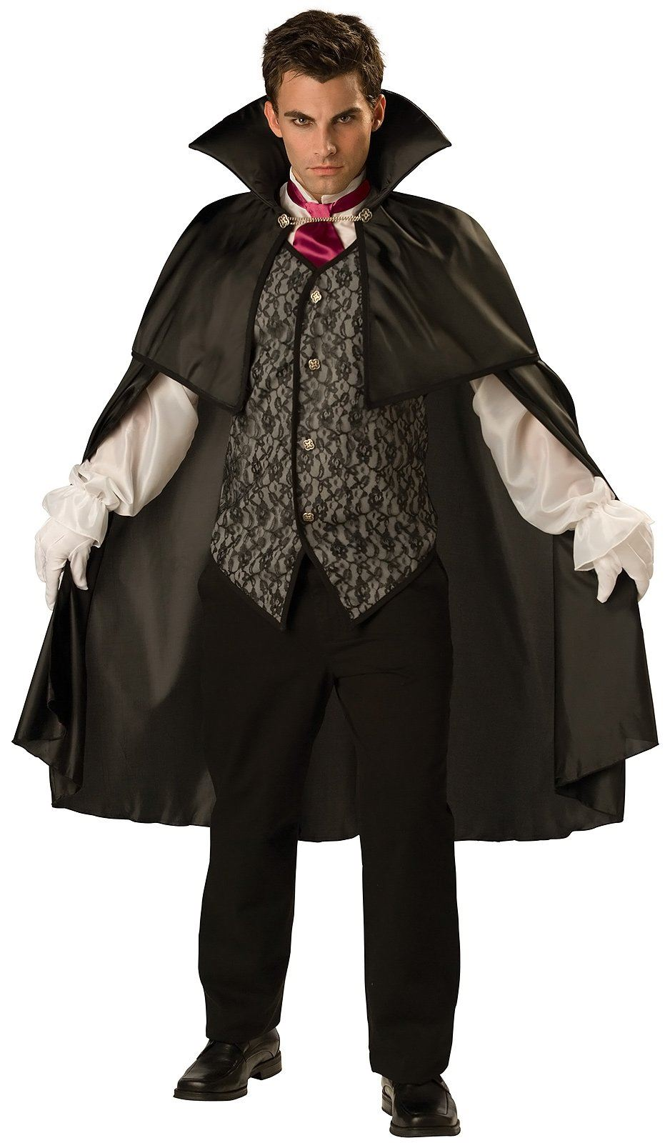ic11002 midnight vampire men halloween costumes