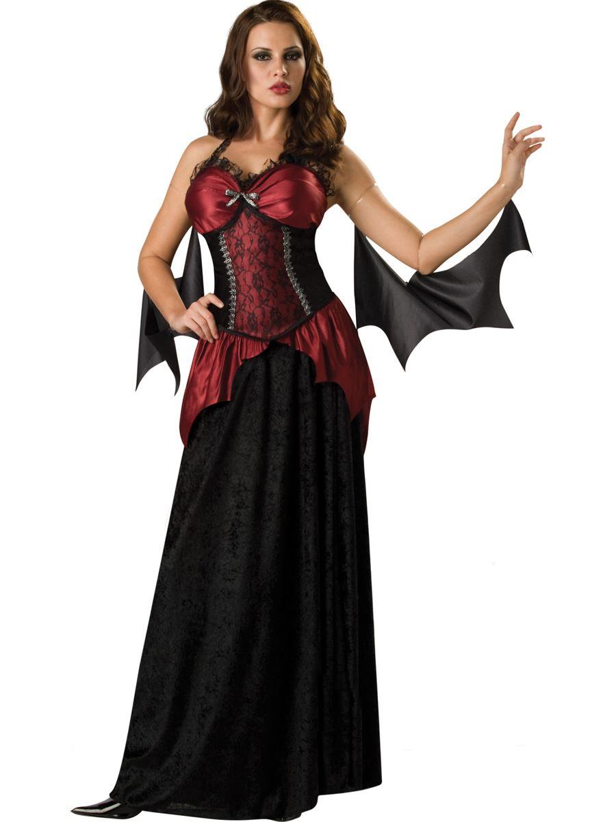 Костюмы вампирши на хэллоуин