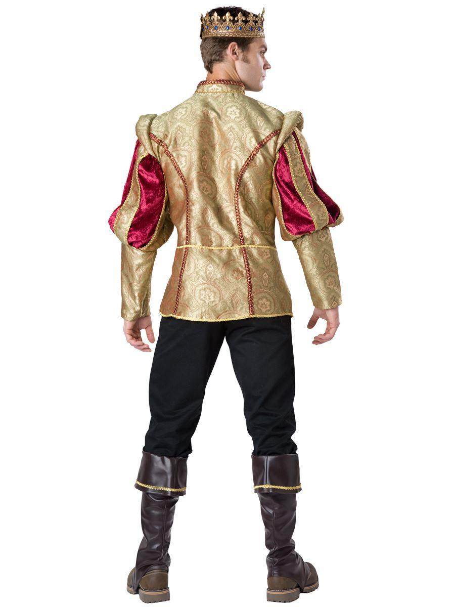 Royal Court Doublet - Medieval Renaissance Clothing, Costumes