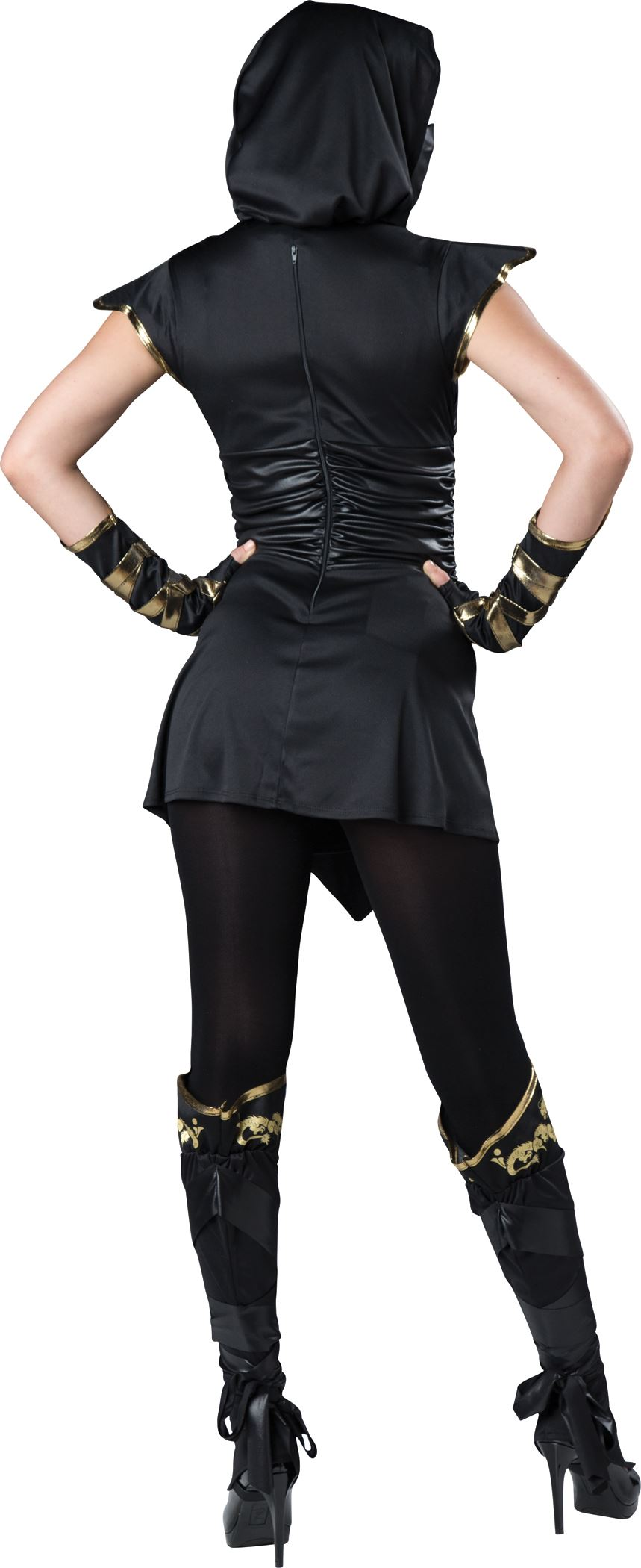 Adult Ninja Mystique Woman Costume | $84.99 | The Costume Land