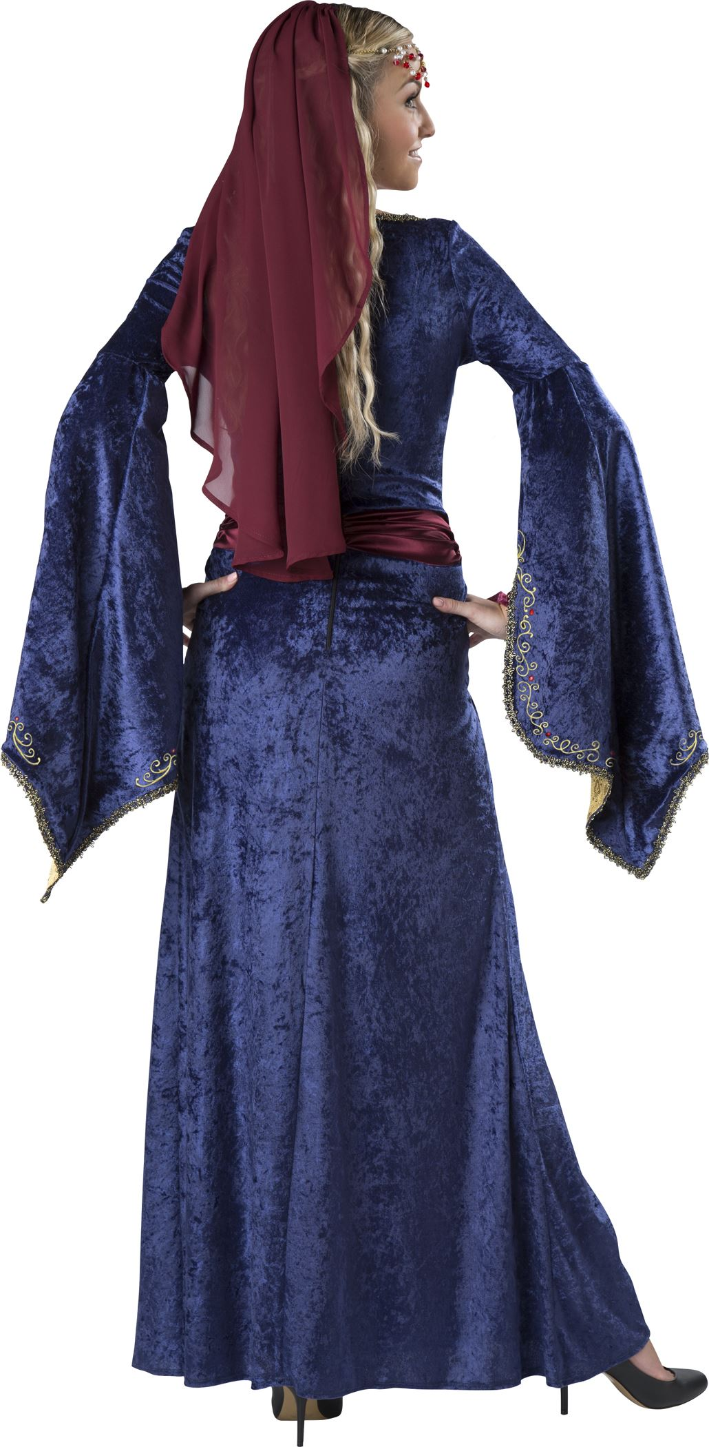 Adult Maid Marian Woman Medieval Costume 125 99 The