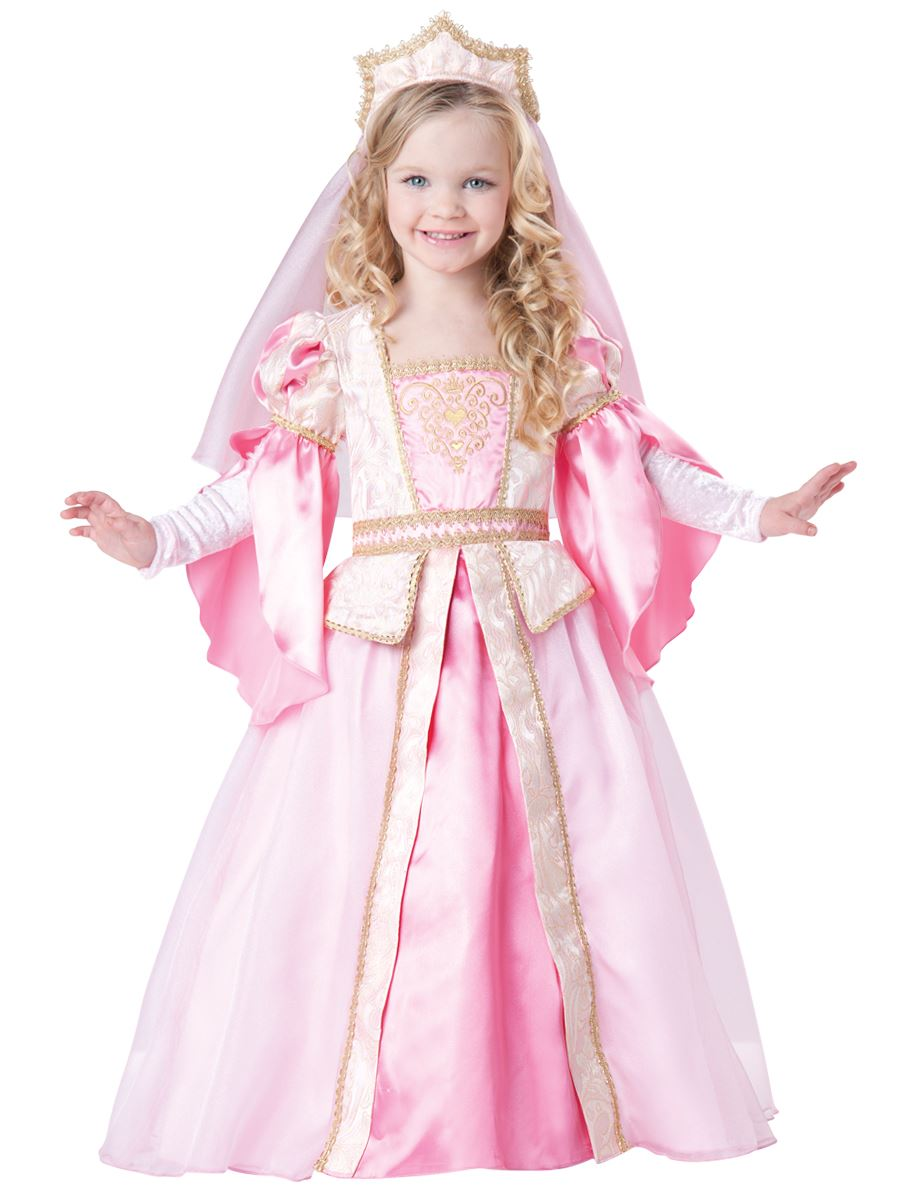 Kids Princess Deluxe Girls Toddler Costume | $39.99 | The ...