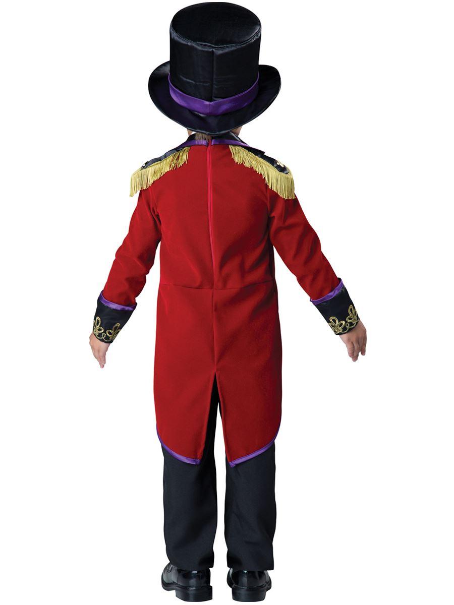 Kids Ringmaster Deluxe Boys Toddler Costume | $44.99 | The Costume Land