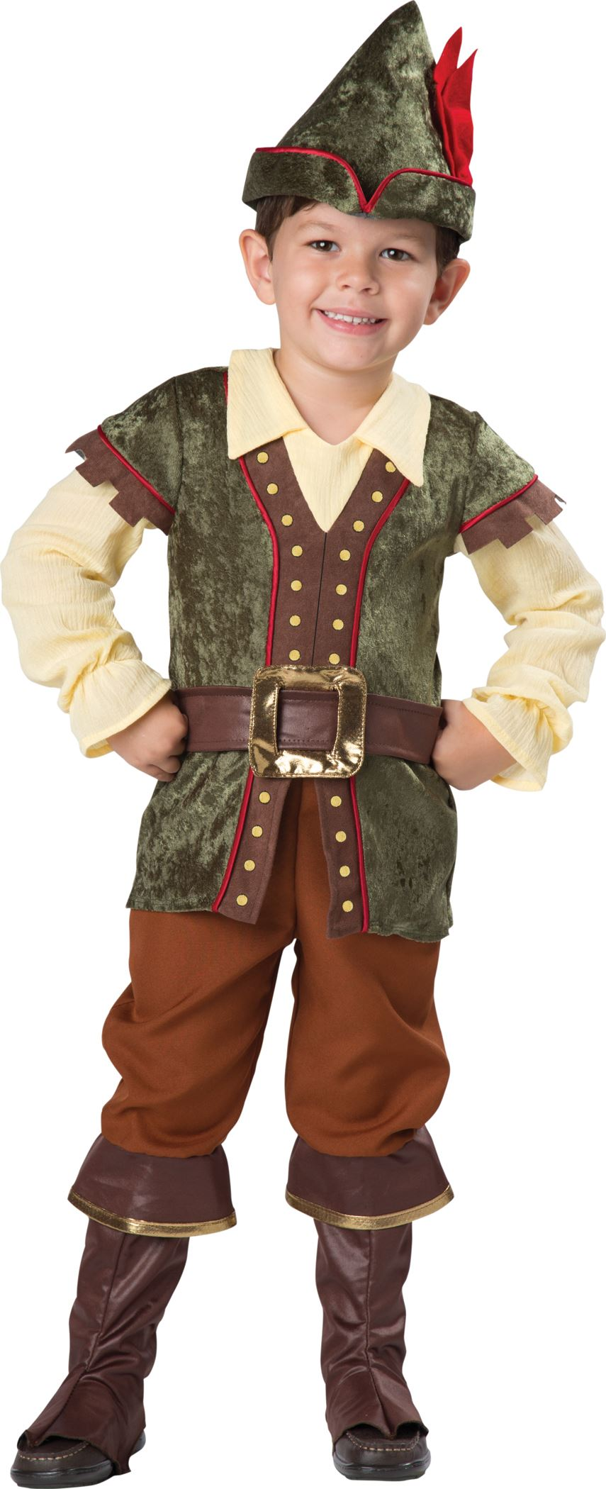 028184504ba ... Kids Robin Hood Toddler Costume. Click here to view Large Image