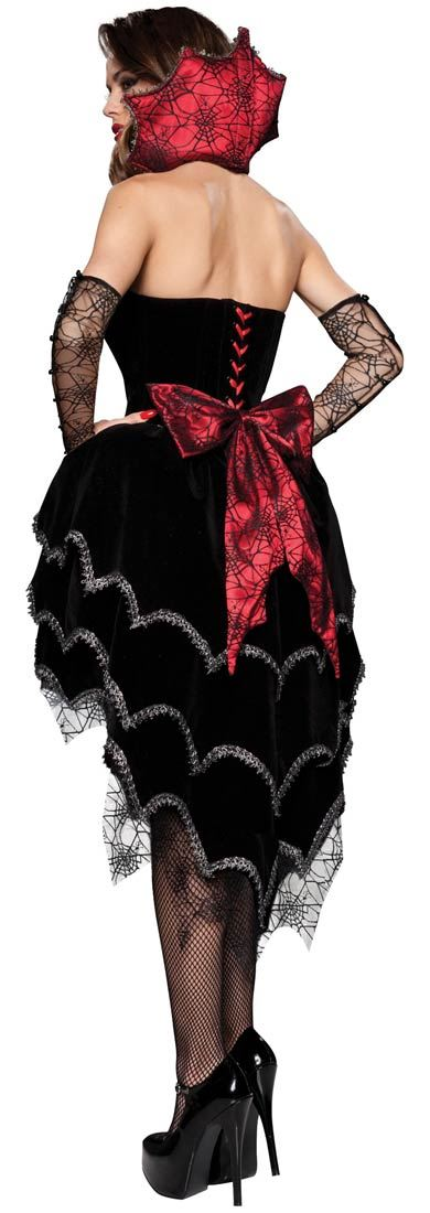 Womens Spider Halloween Costume