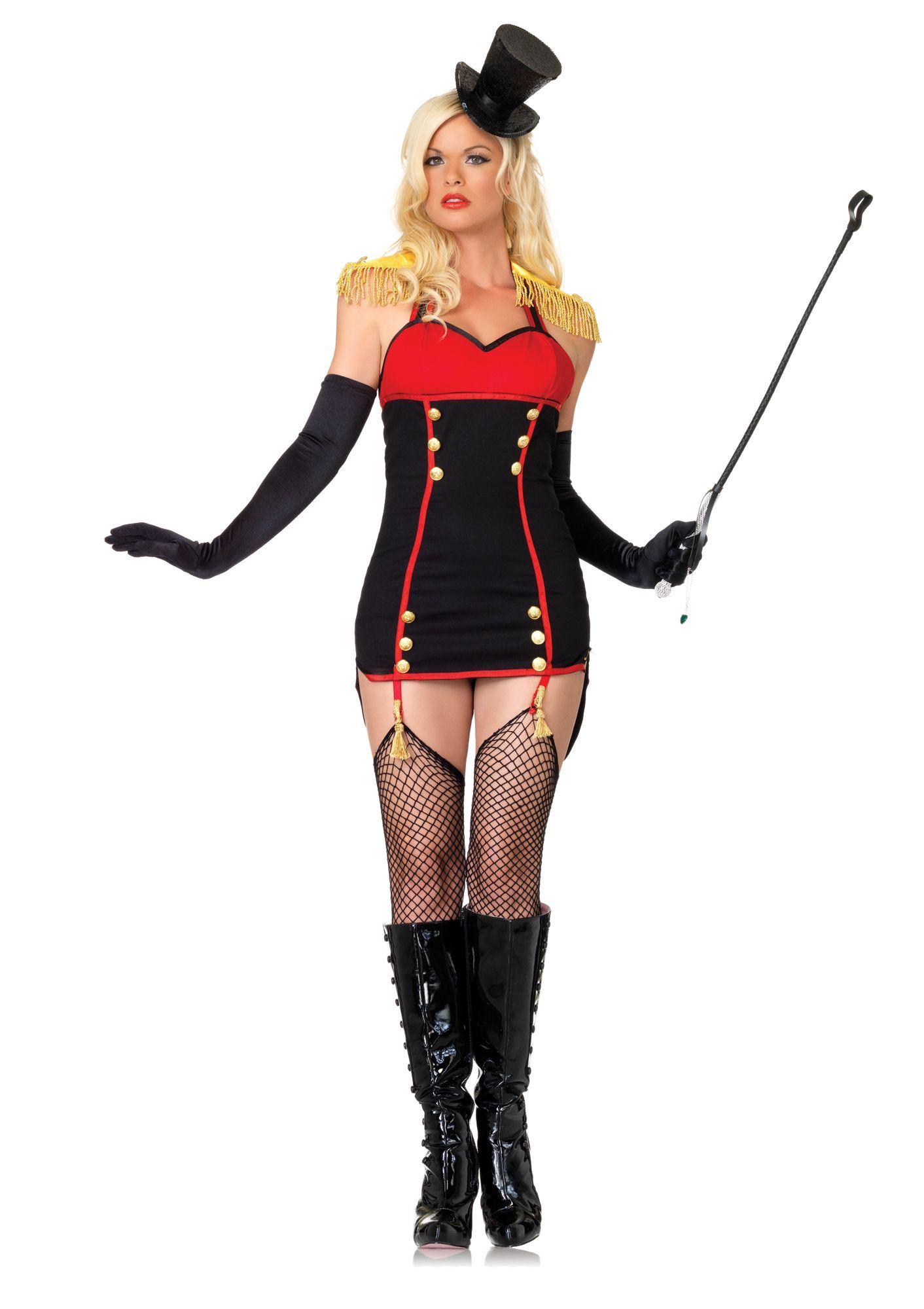 Ring master women halloween costume 44 99 the costume land
