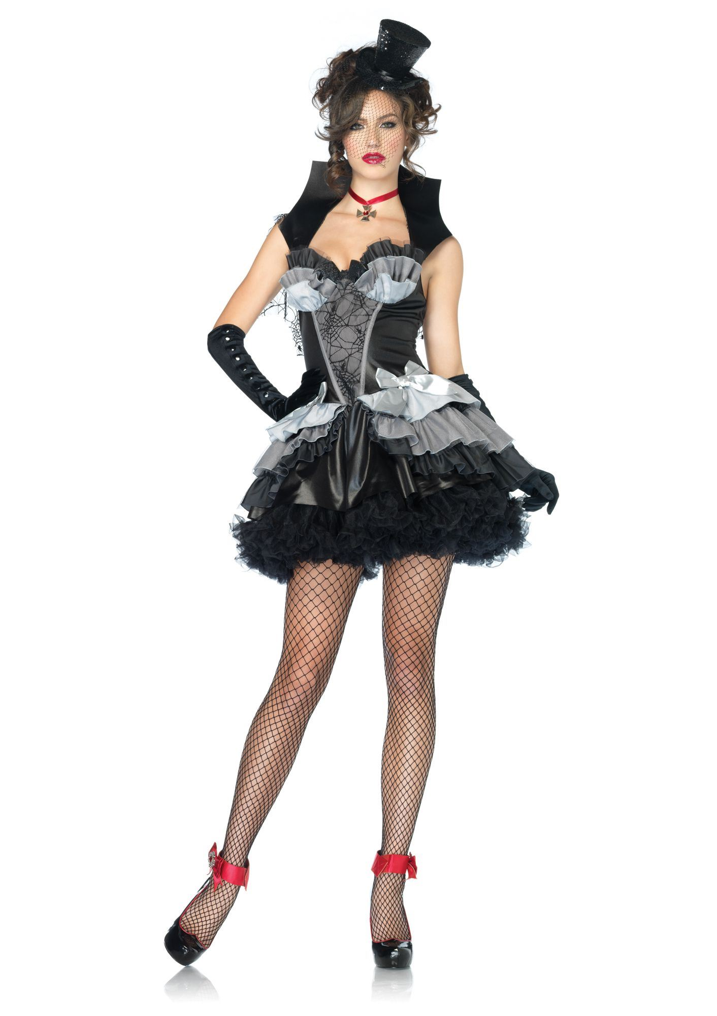 ... Adult Queen Of Darkness Women Vampire Costume. Click here to view Large  Image