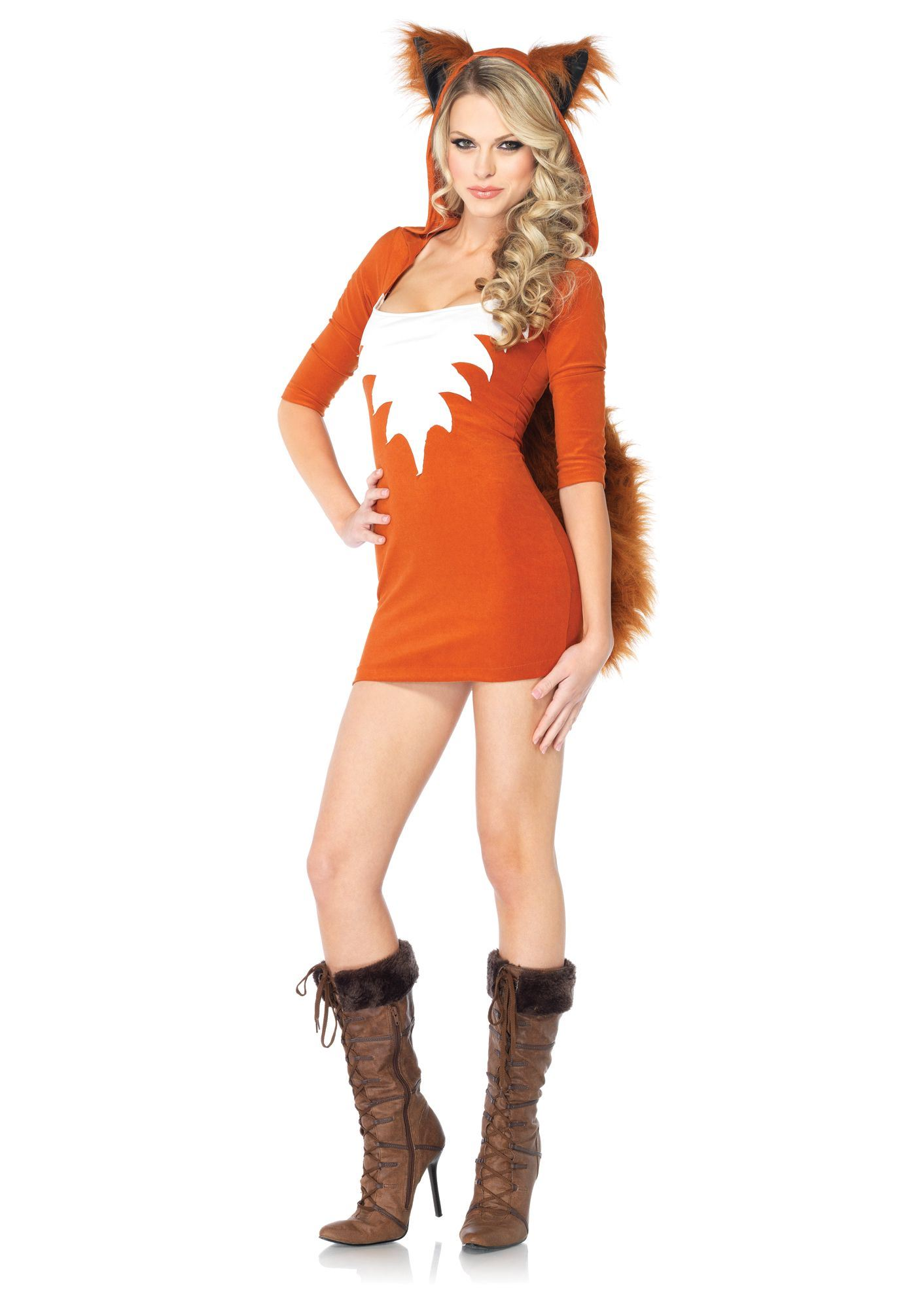 Foxy roxy halloween costume 49 99 the costume land