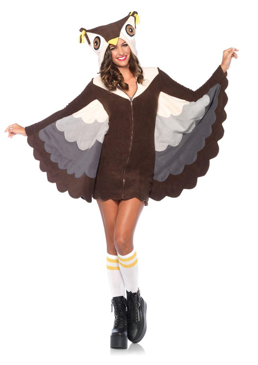 Owl Costume For Women