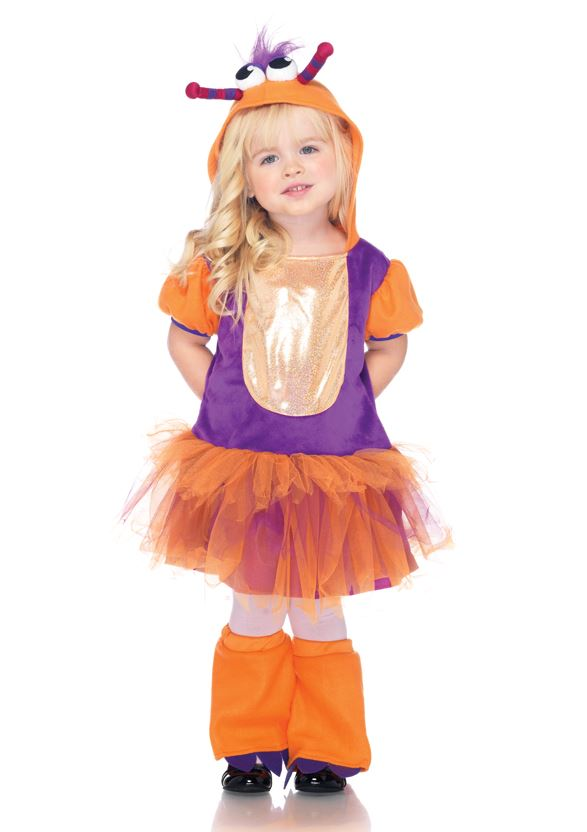 kids silly monster costume