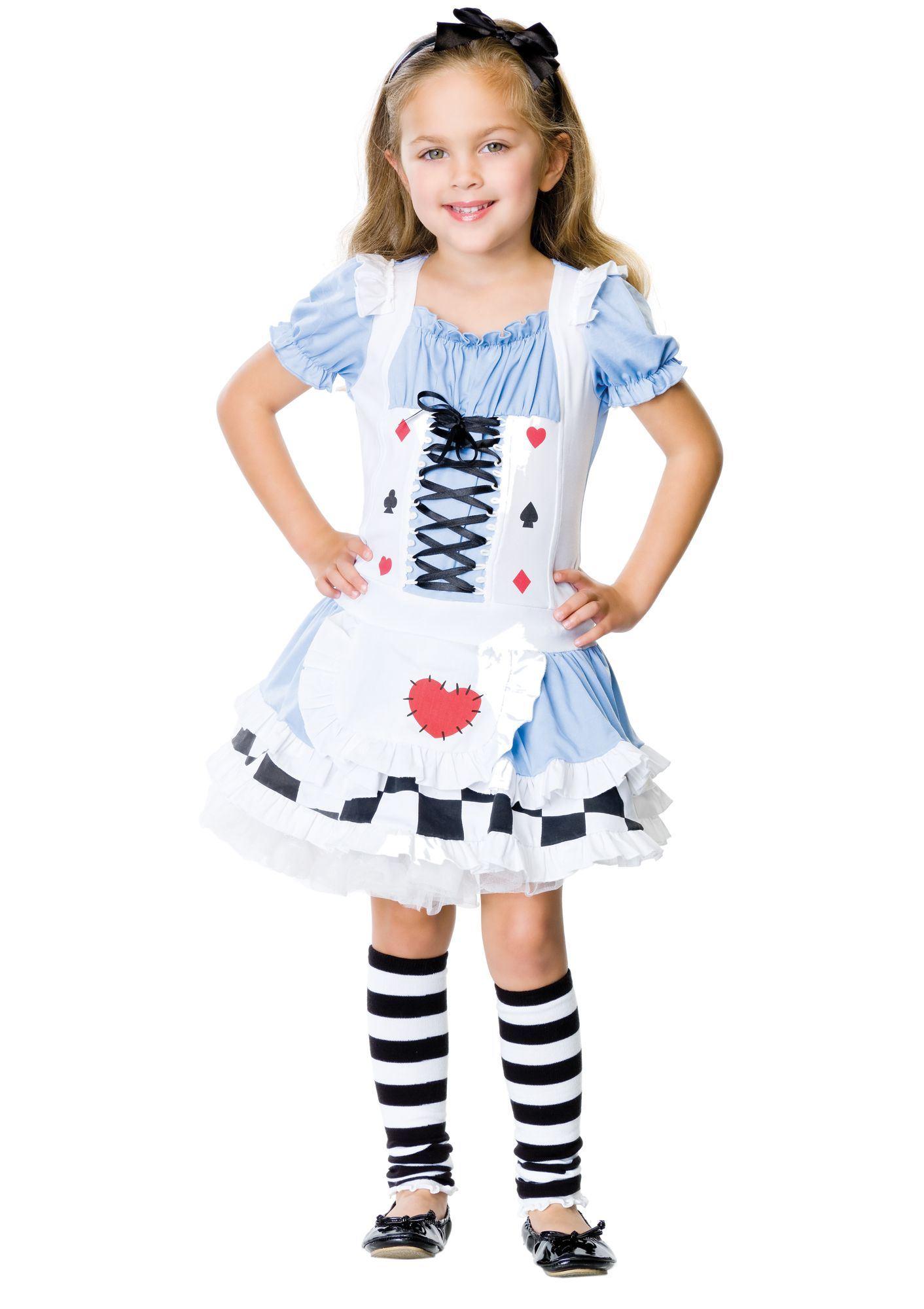 Cute Little Girl Halloween Costume Ideas