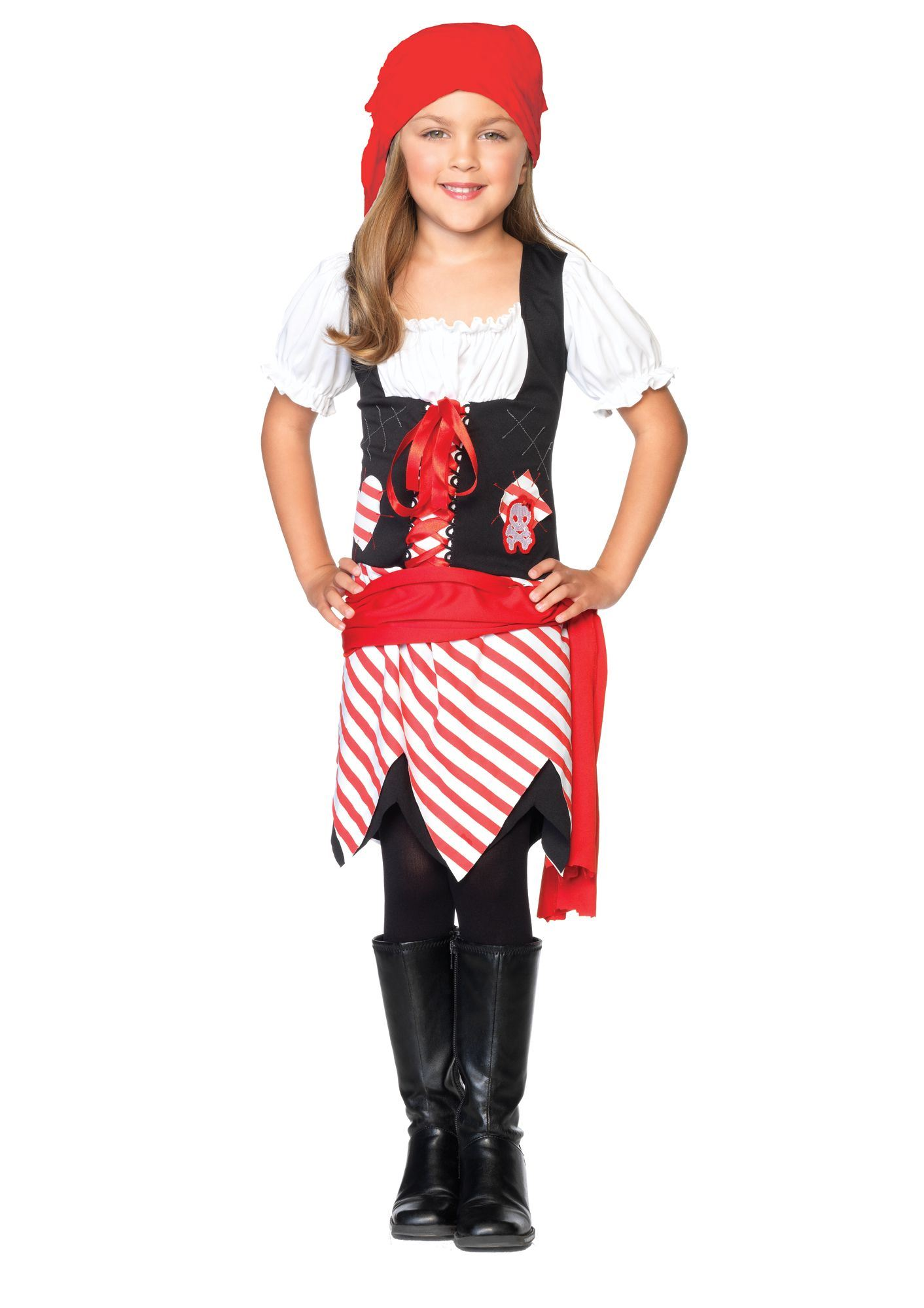 Как сделать пиратский костюм своими руками