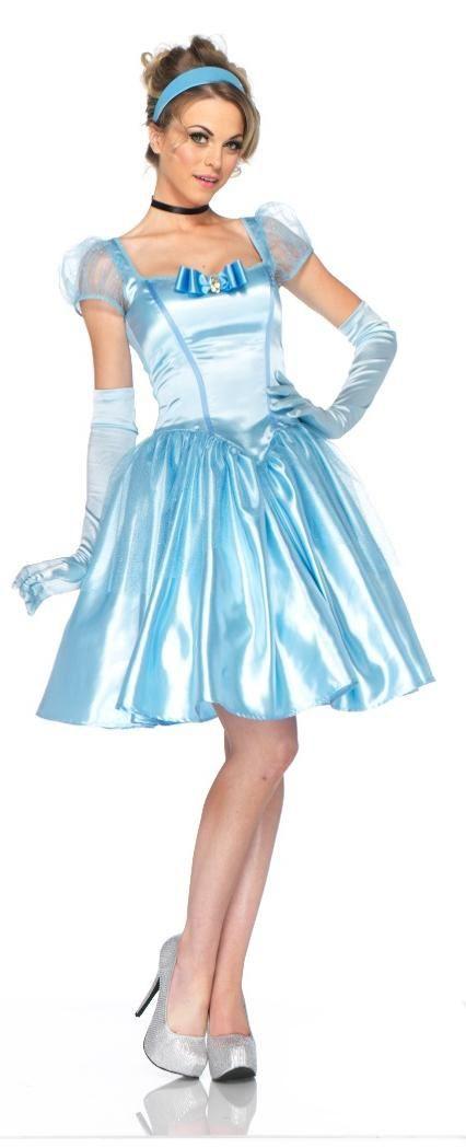 Adult Disney Princess Cinderella Woman Costume 37 99 The
