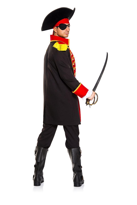 adult pirate captain men costume adult pirate captain men costume