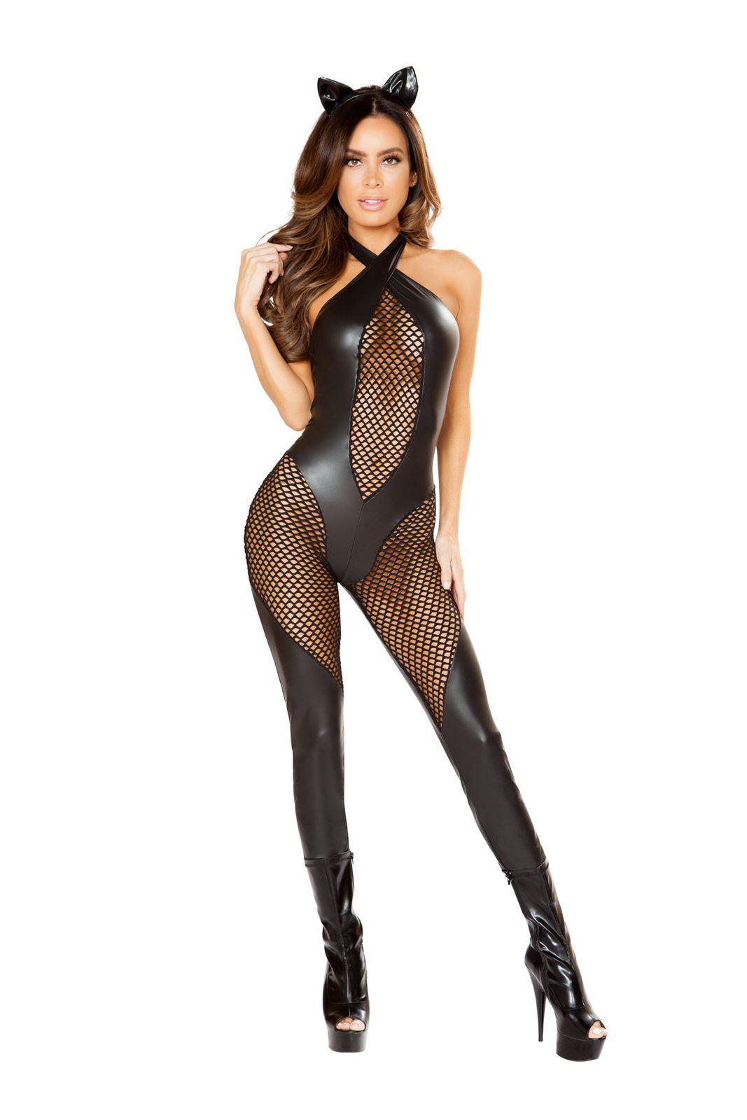 naughty girls in halloween costumes nude