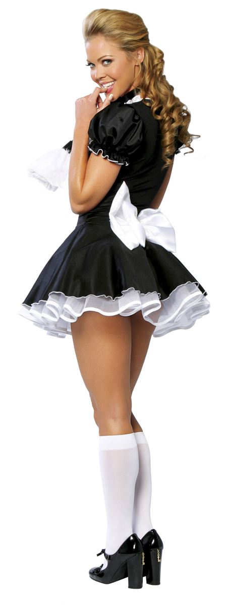 maid adult costume French