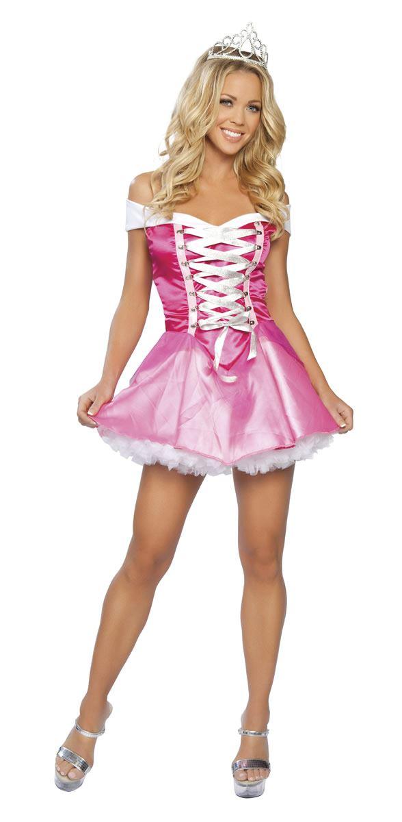 Sleeping Princess Woman Halloween Costume | $59.99 | The Costume Land