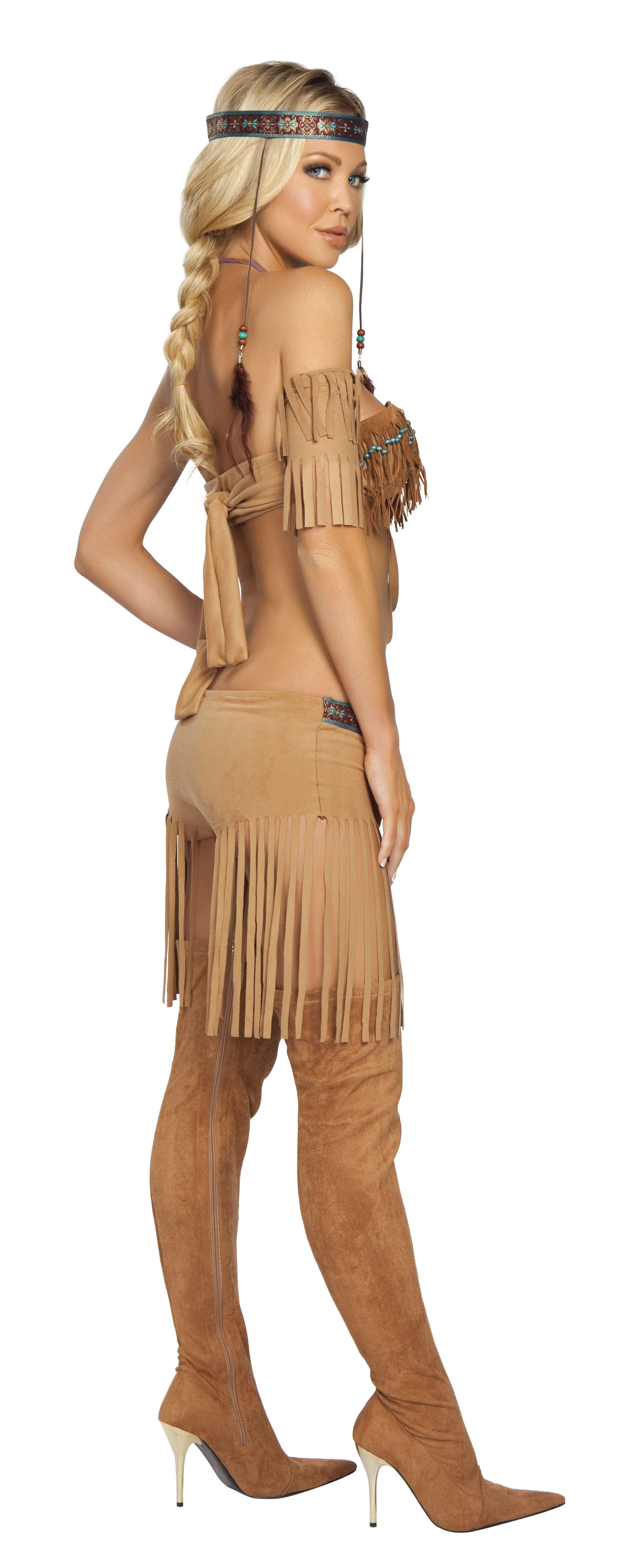 naked cherokee women