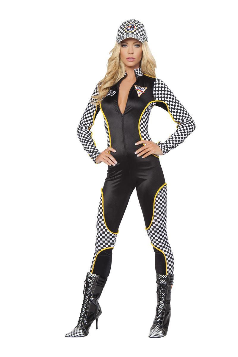 Adult Wanna Race Women Costume | $75.99 | The Costume Land