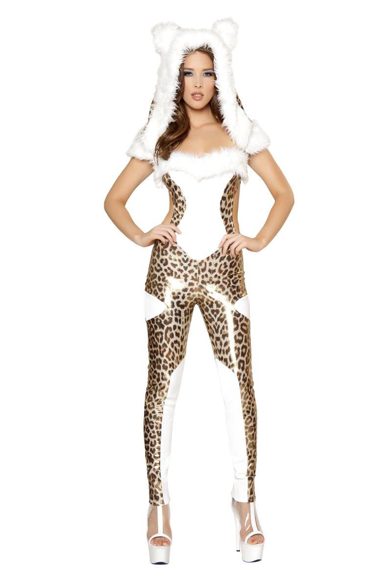 Charming Cheetah Deluxe Women Costume  sc 1 st  The Costume Land & Womens Deluxe Costumes Halloween Costumes | Buy Womens Deluxe ...