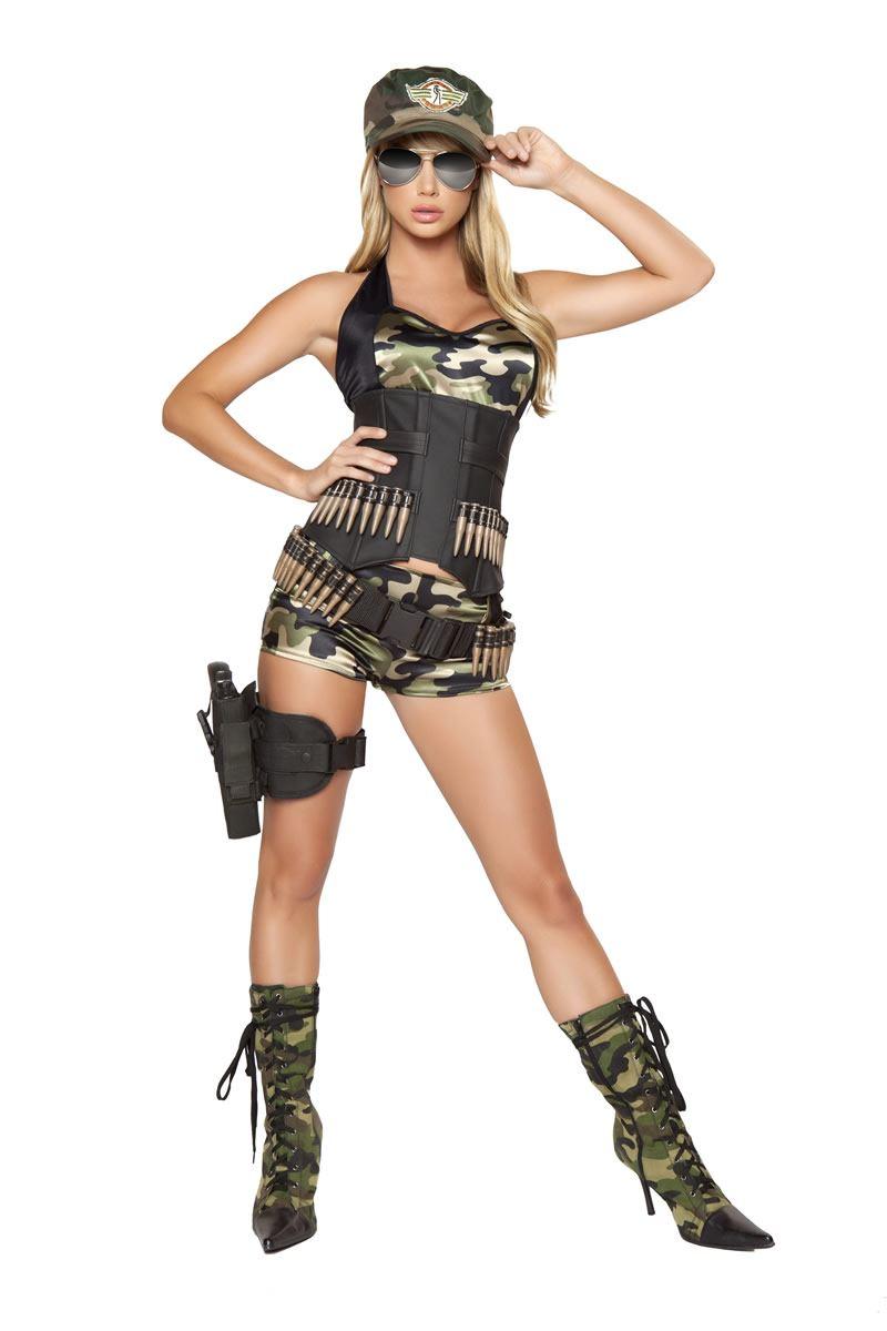 Army Babe Women...