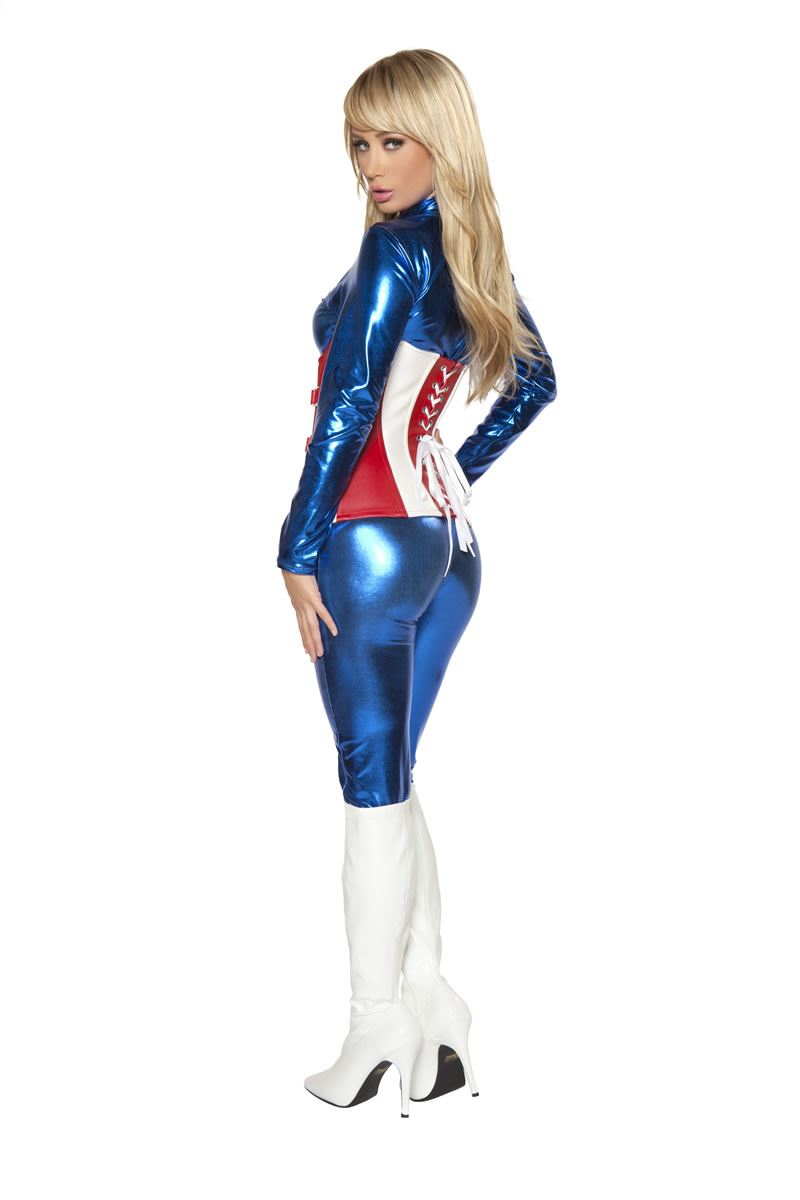 Adult Sexy Super Hero Woman Costume | $114.99 | The ...