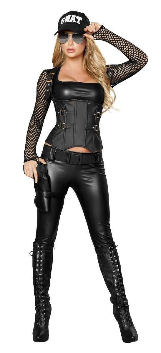 swat girl