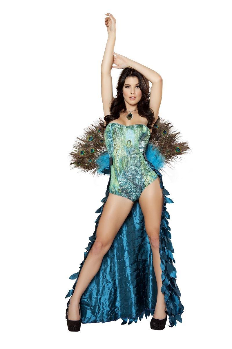 Peacock costumes - photo#17