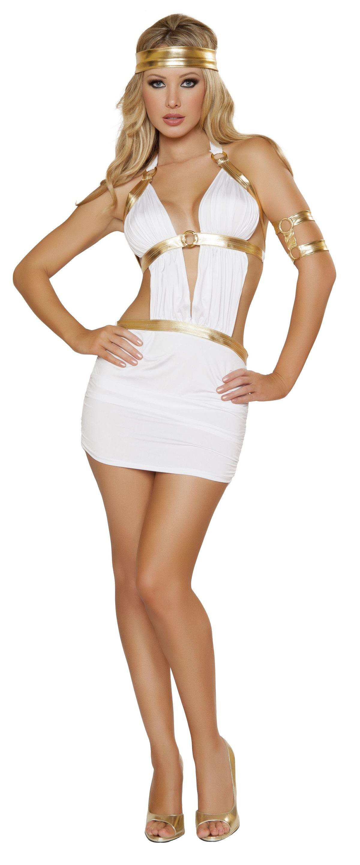 Adult Greek Princess Women Costume 4769 The Costume Land
