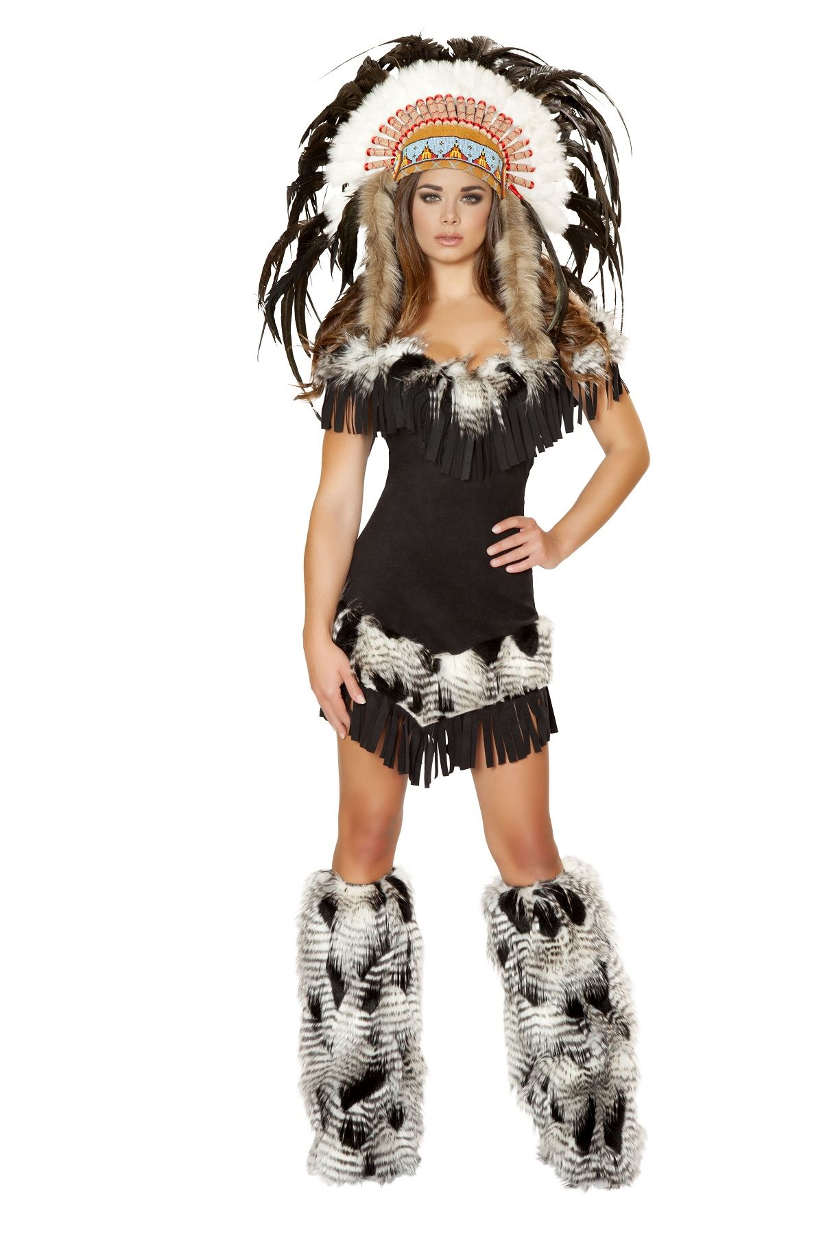 Adult Native American Cherokee Princess Costume ...  sc 1 st  The Costume Land & Adult Native American Cherokee Princess Costume | $84.99 | The ...