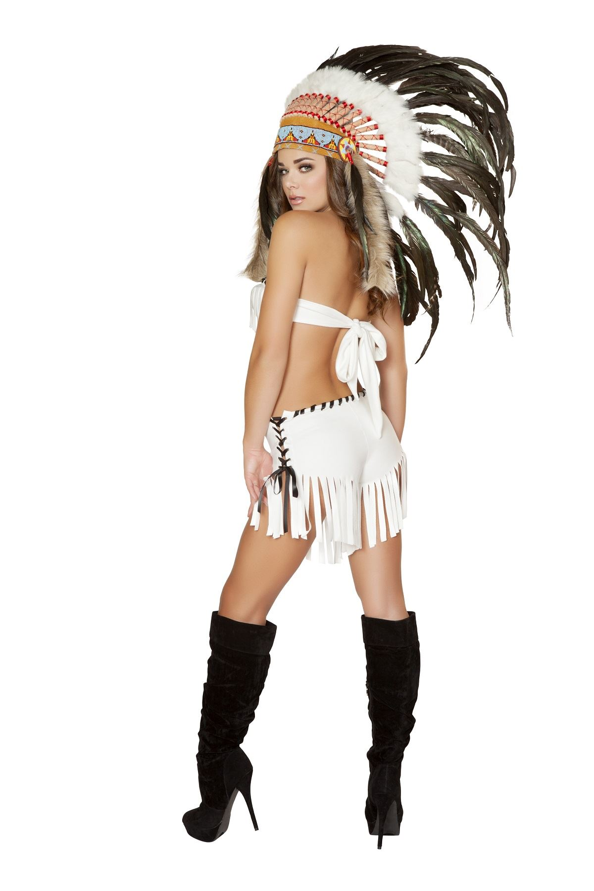 Native American Indian Women Tribal Princess Halloween CostumeNative American Tribal Women