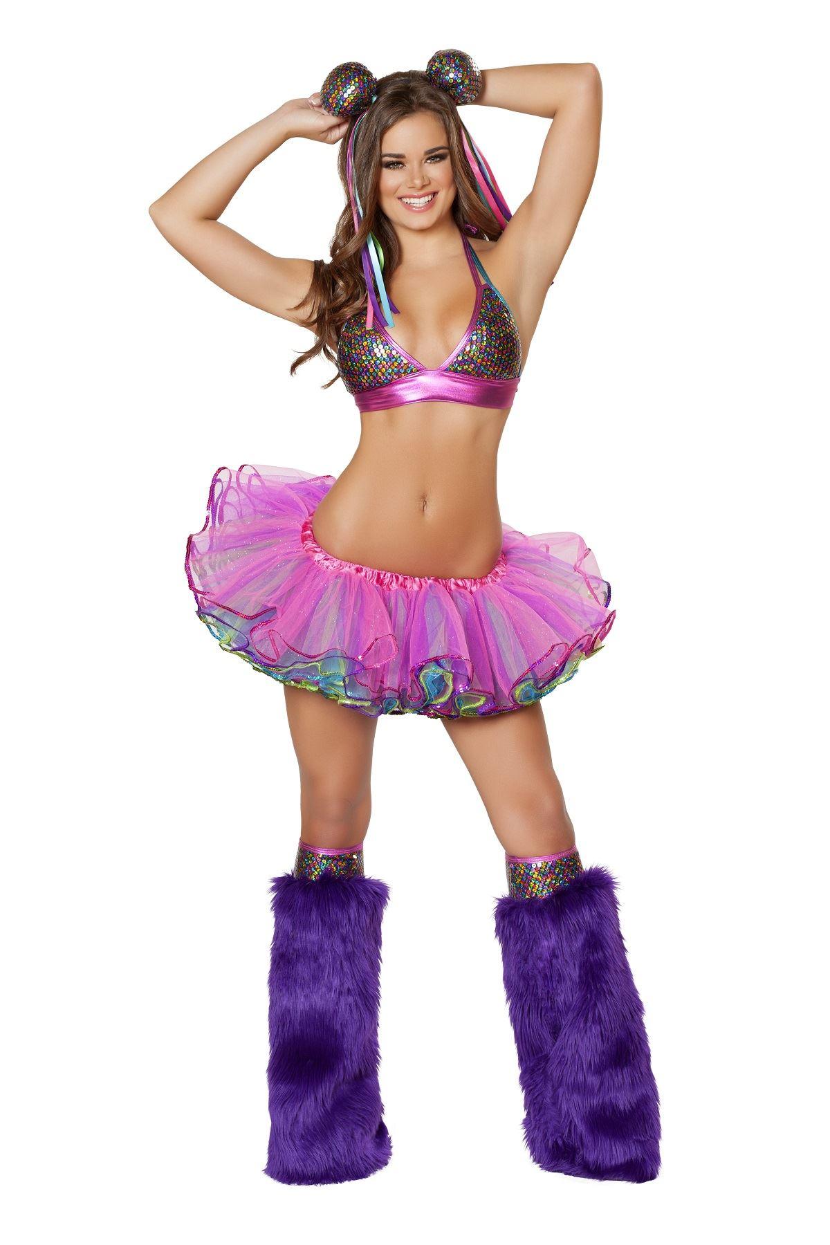 sexy circus clown women costume - Girl Clown Halloween Costumes