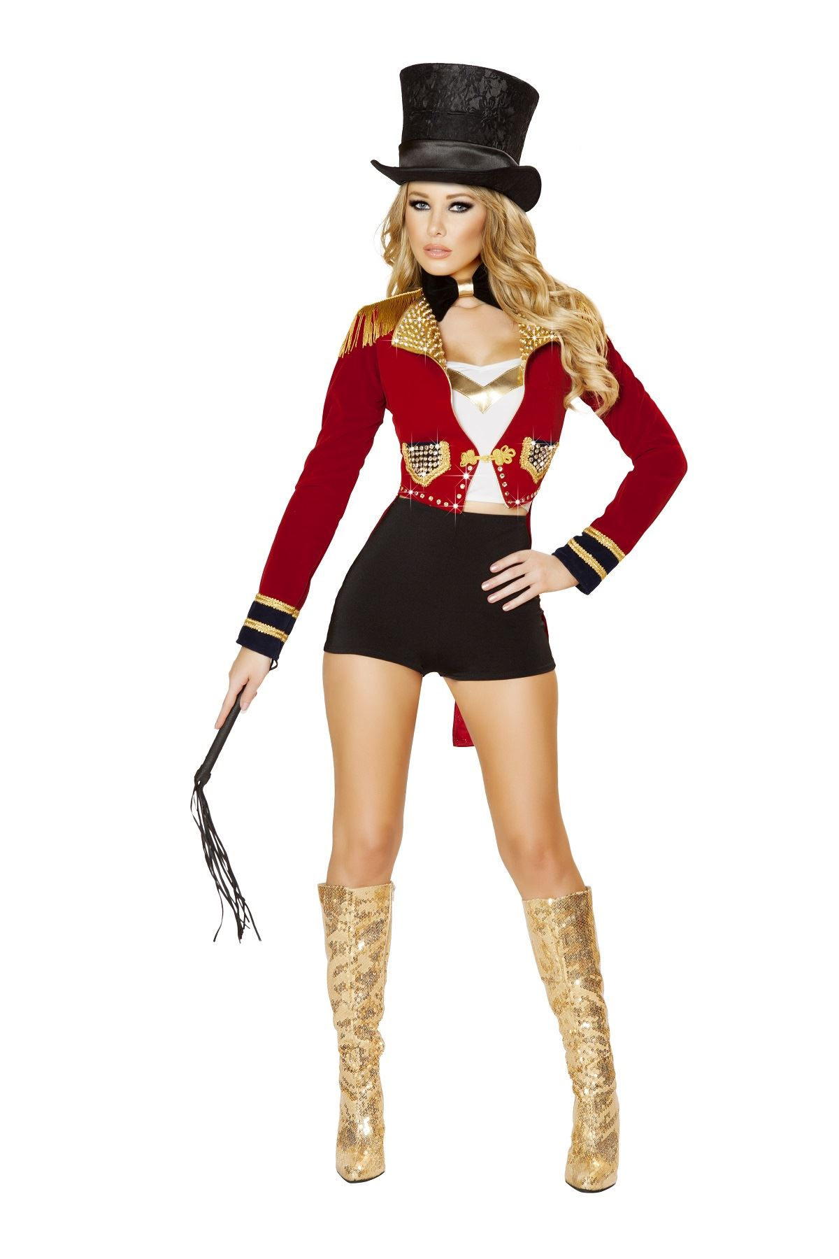 ... Circus Leader Women Halloween Costume  $179.99  The Costume Land