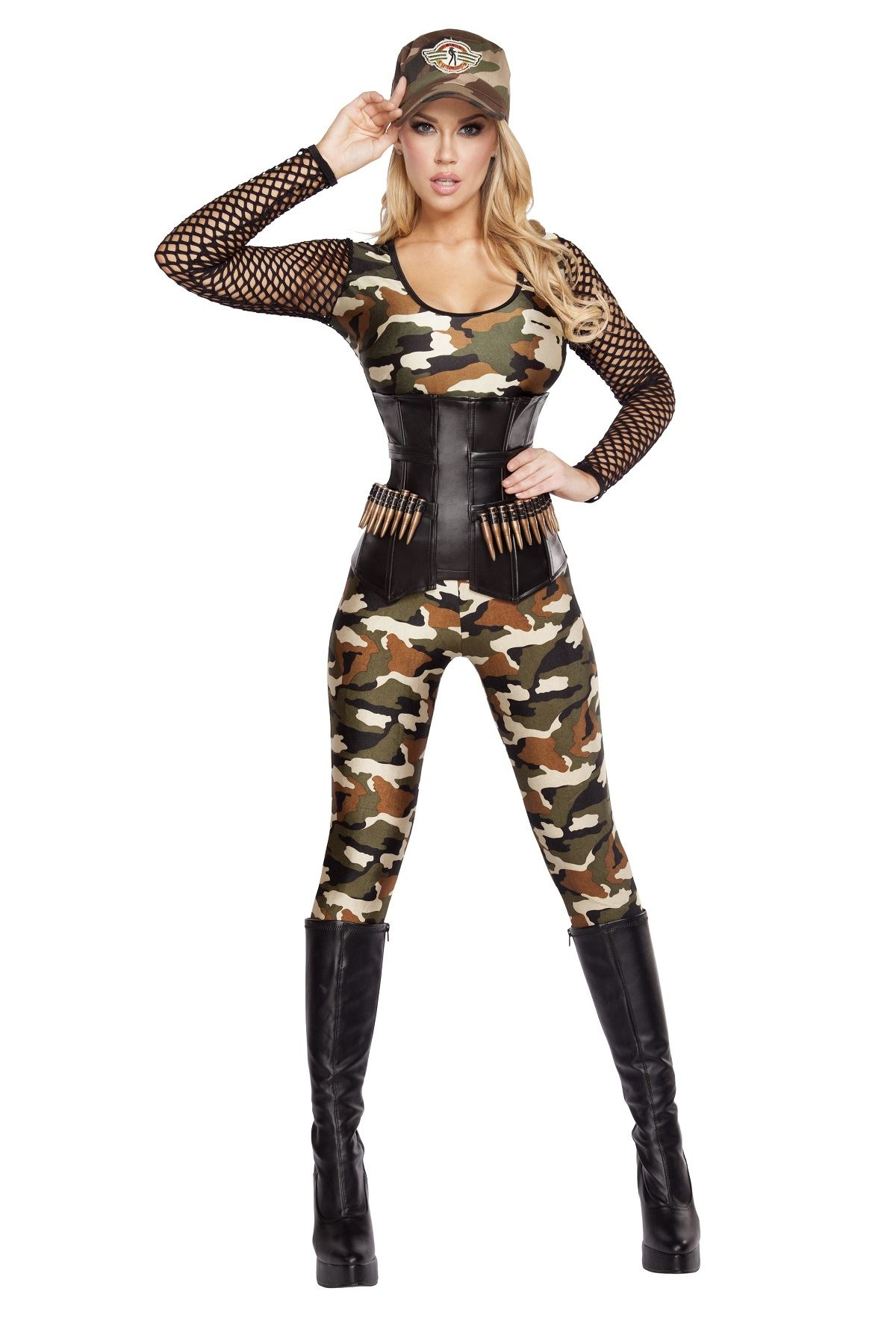 Halloween costumes for women police-8155