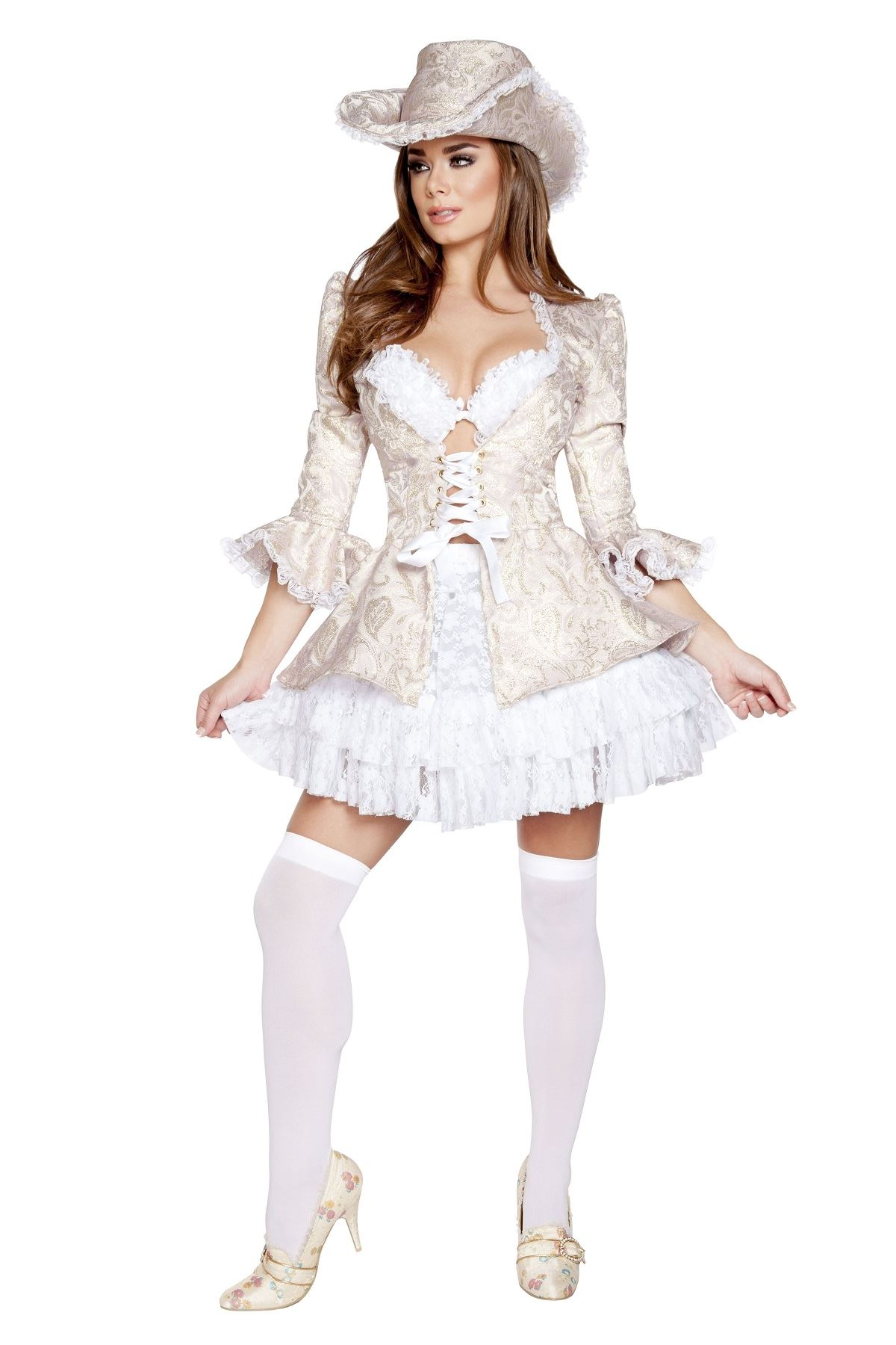 b6f18e48ba2d Adult Marie Antoinette Woman Deluxe Costume | $135.99 | The Costume Land