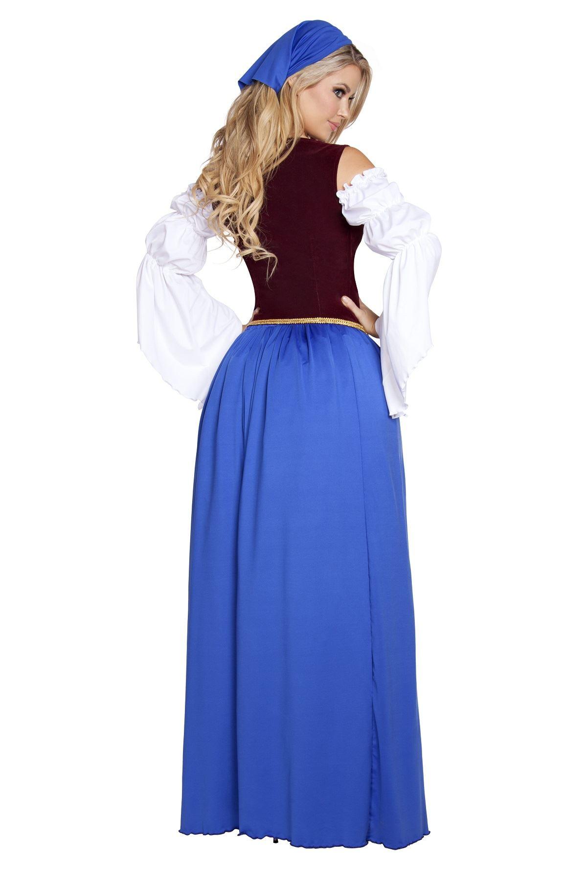 Adult Bar Maiden Woman Costume