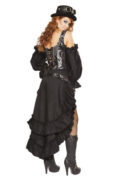 adult steampunk maiden woman costume 17299 the