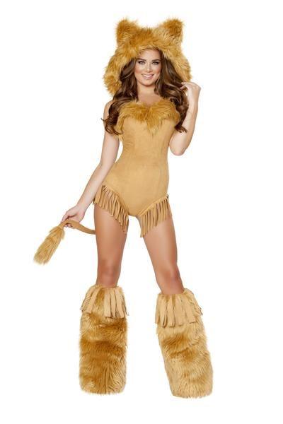 Costume adult halloween animal