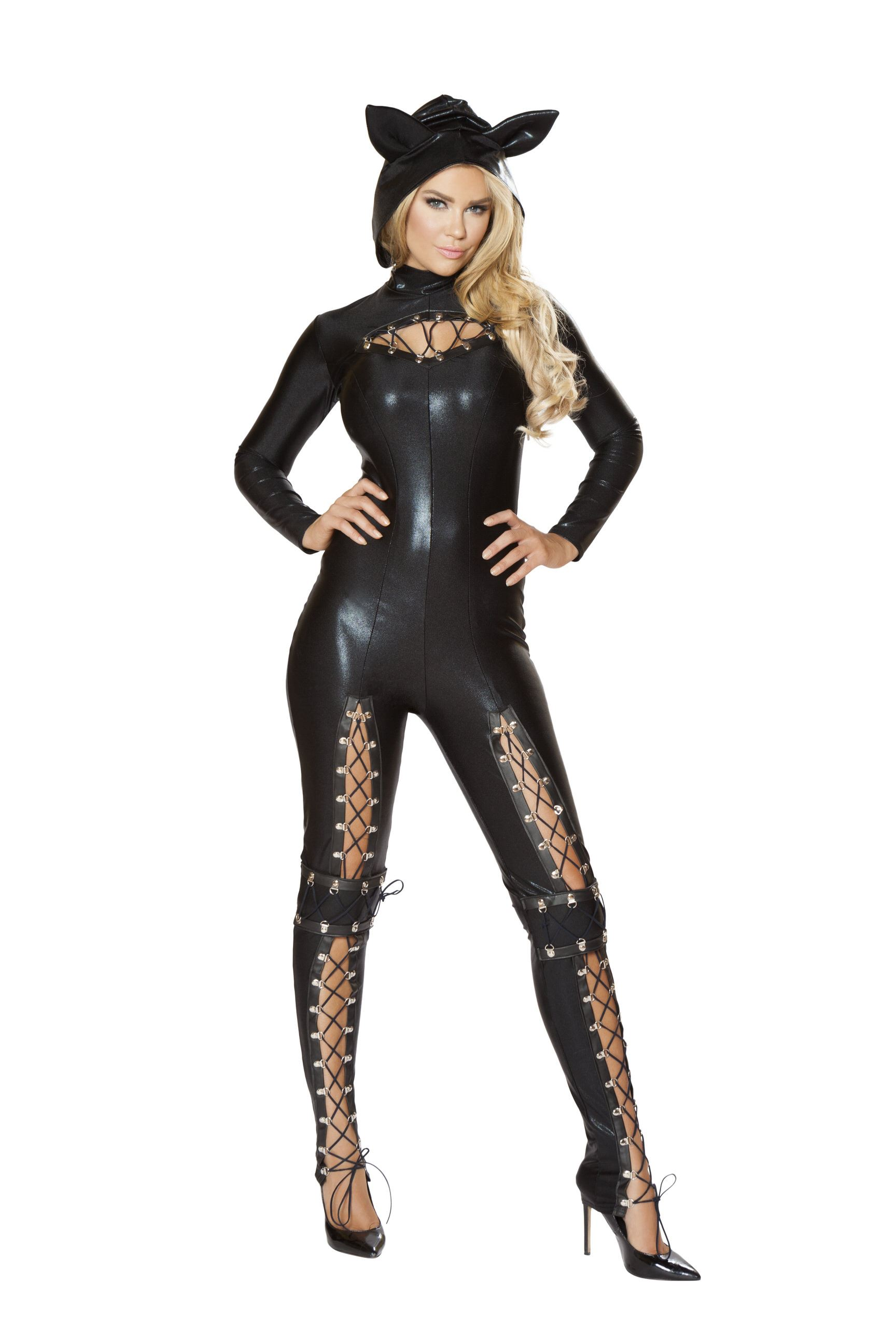 adult frisky cat woman costume | $131.99 | the costume land