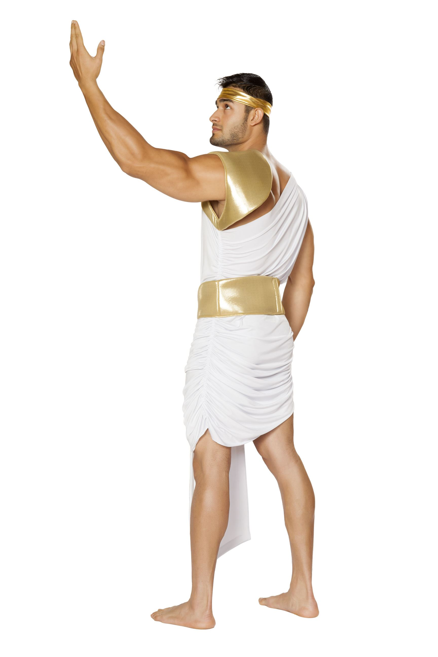 Adult Greek God Man Costume | $67.99 | The Costume Land