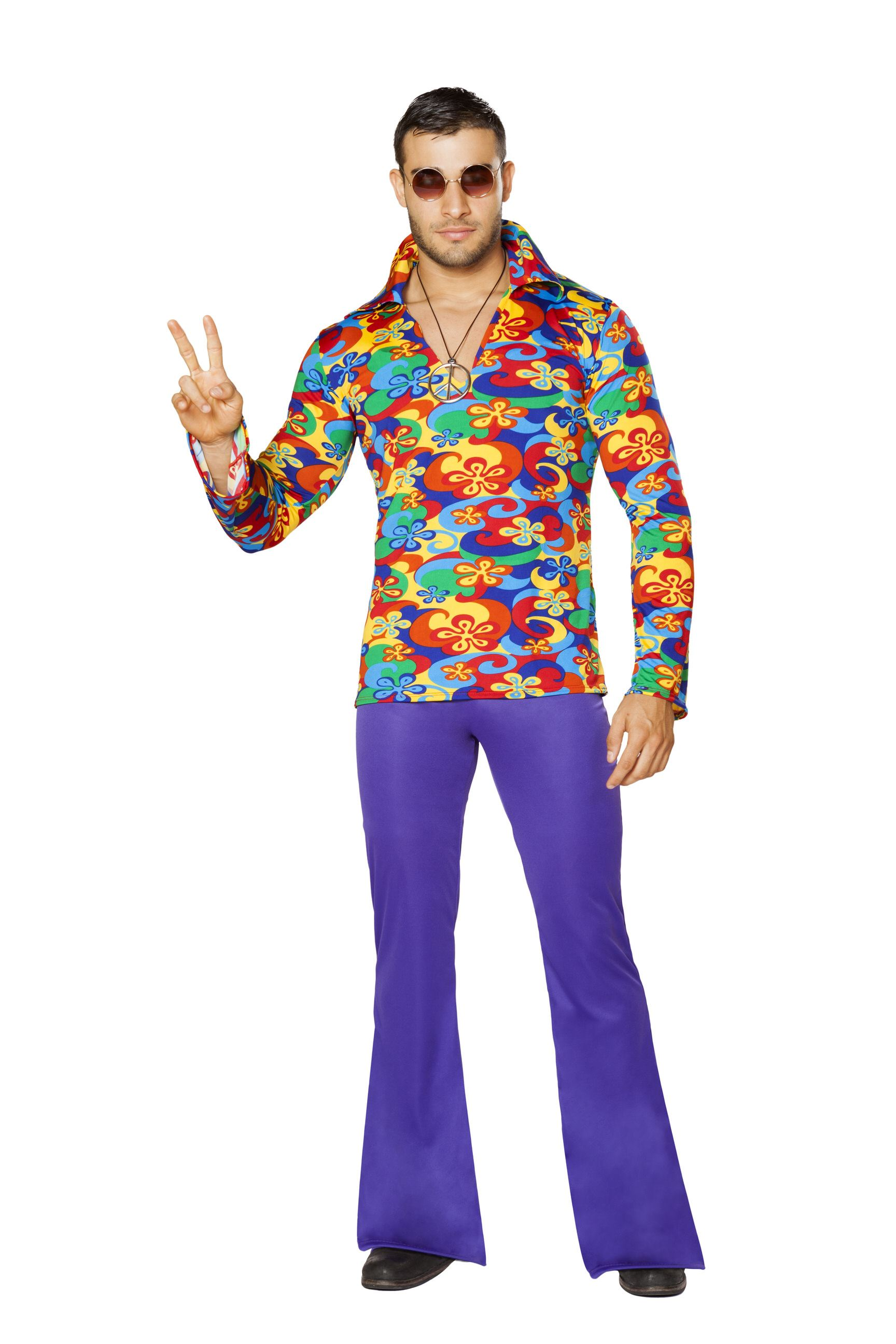 Men Hippie Costume