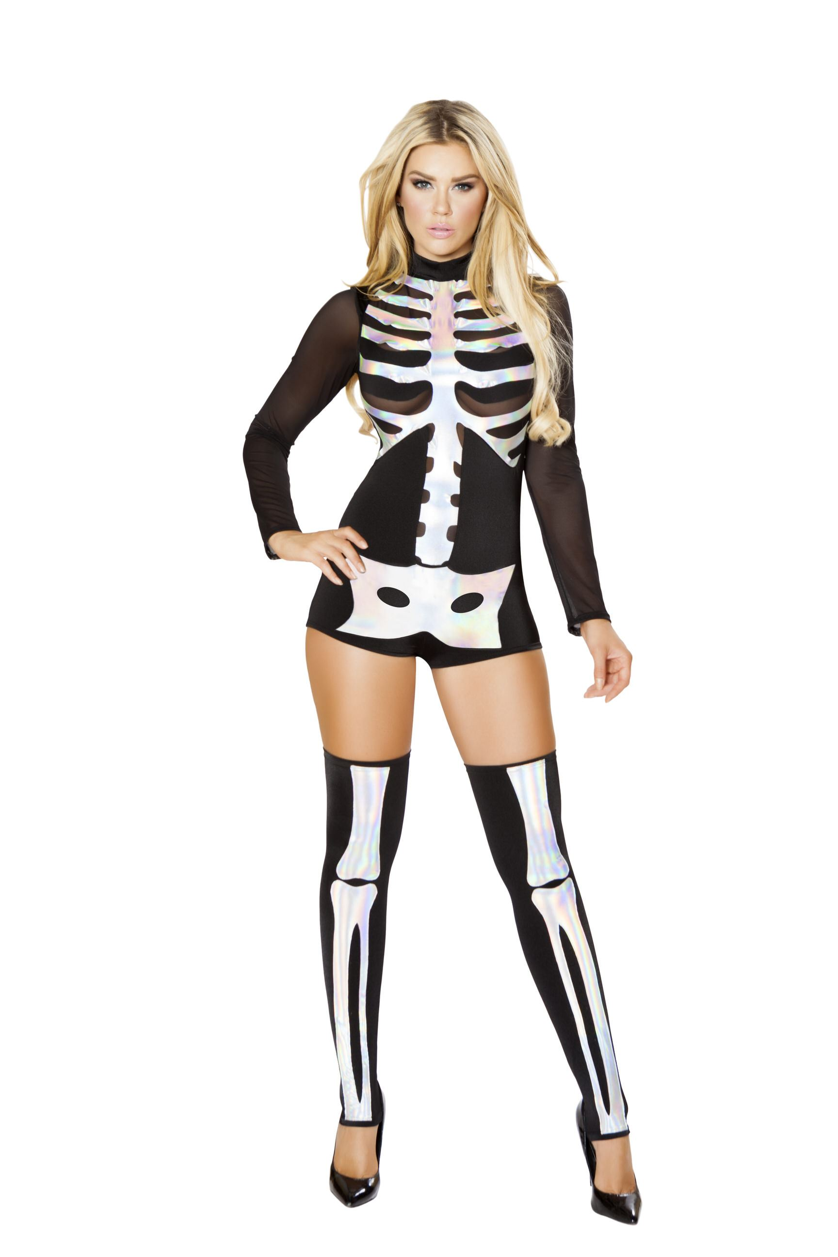 Adult Jackie Skeleton Woman Costume 71 99 The Costume