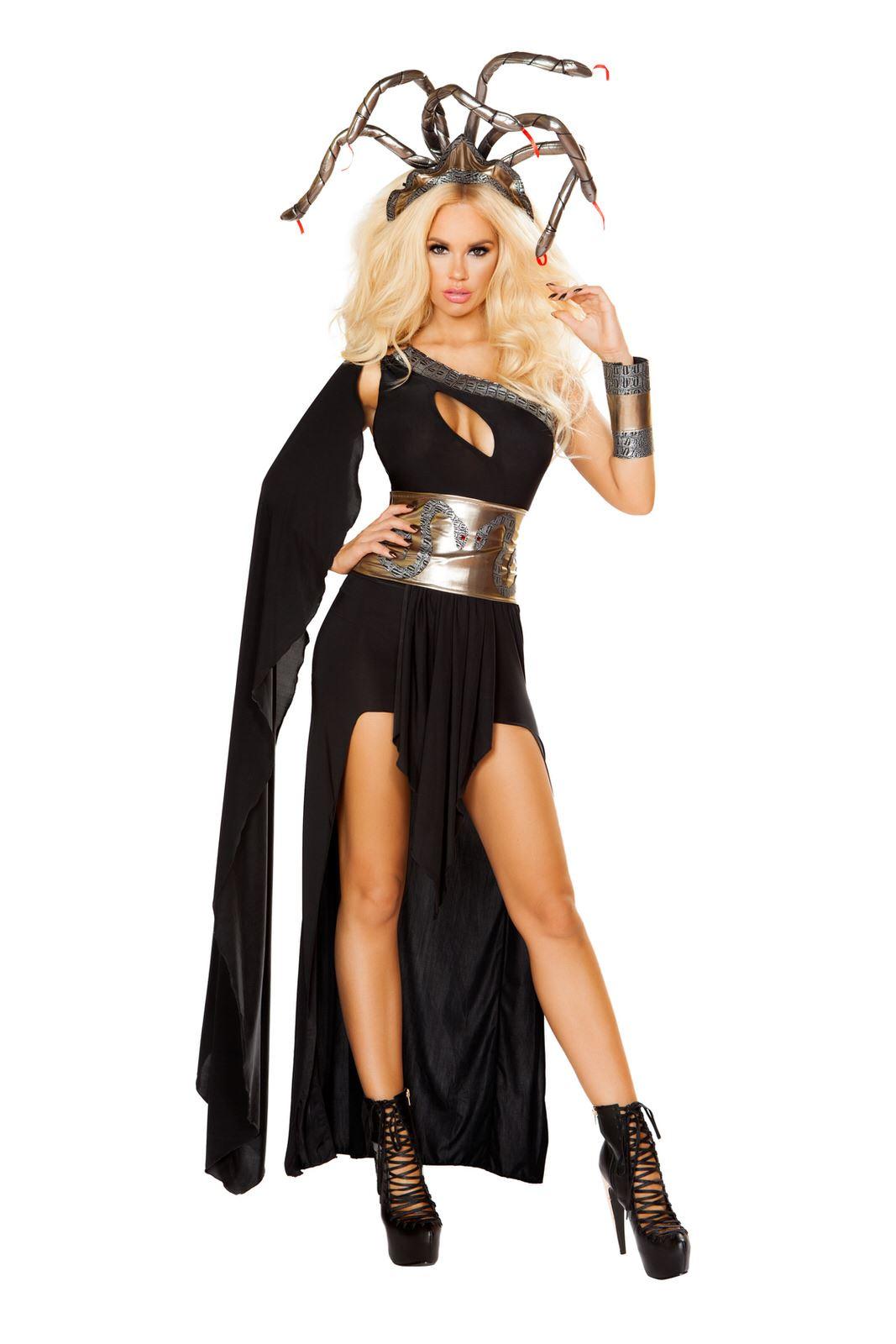 adult medusa woman costume snake princess | $85.99 | the costume land